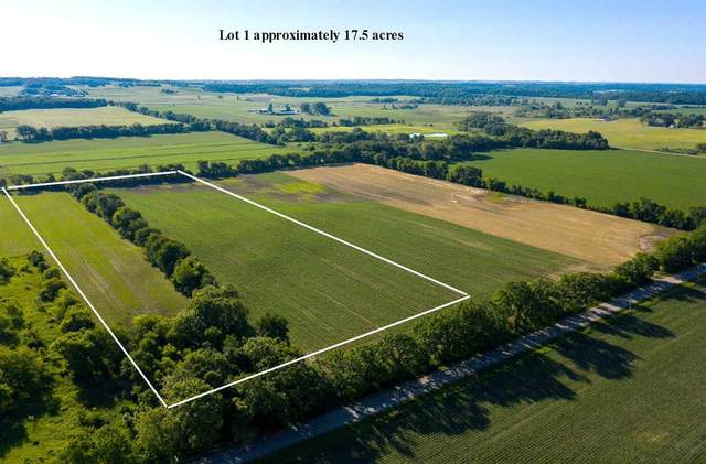 Lot 1 17.5 AC Sandy Hook Rd, Brooklyn, WI 53521 (#1893960) :: HomeTeam4u