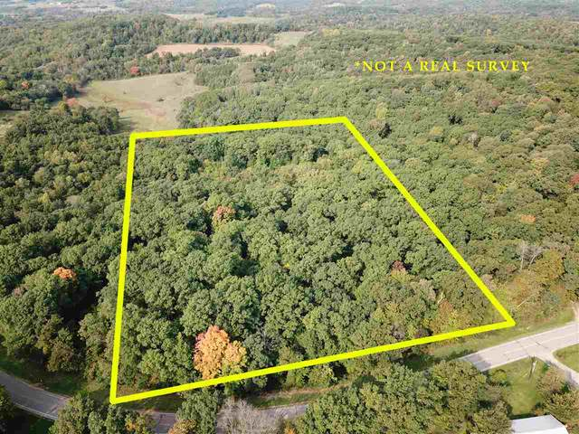 20 acres County Road K, Winfield, WI 53959 (#1894357) :: Nicole Charles & Associates, Inc.