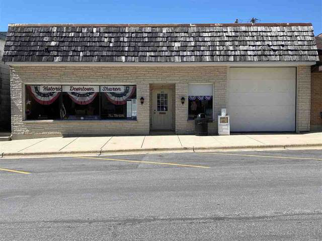 195 Baldwin St, Sharon, WI 53585 (#1894704) :: HomeTeam4u