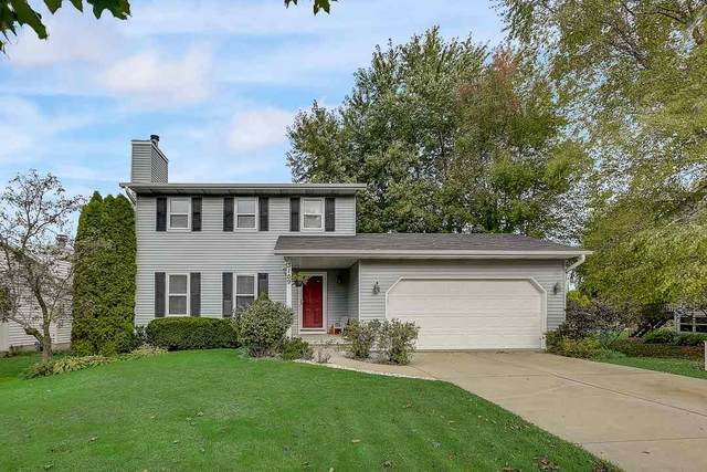 3109 Clove Dr, Madison, WI 53704 (#1894910) :: HomeTeam4u