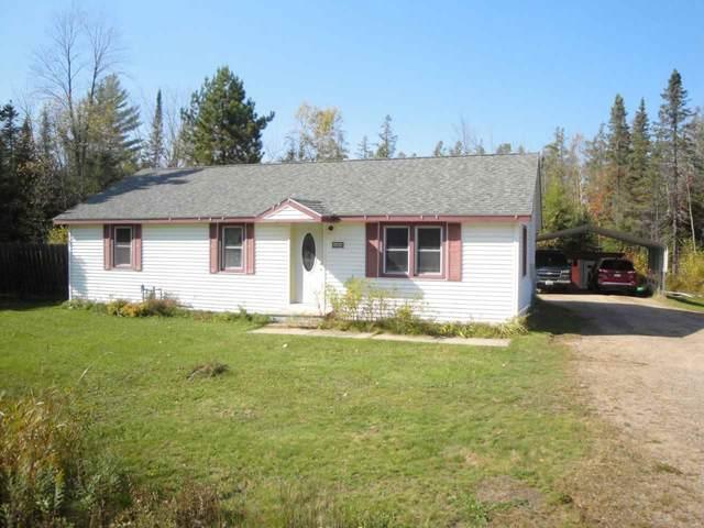 4645 Hwy 17, Pine Lake, WI 54501 (#1895242) :: HomeTeam4u