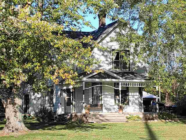 N149 County Road T, Moundville, WI 53930 (#1895308) :: Nicole Charles & Associates, Inc.