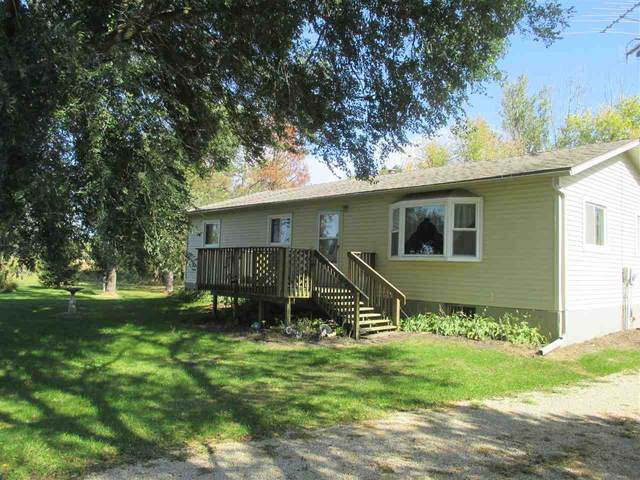 N4862 10th Ave, Packwaukee, WI 53949 (#1895676) :: HomeTeam4u
