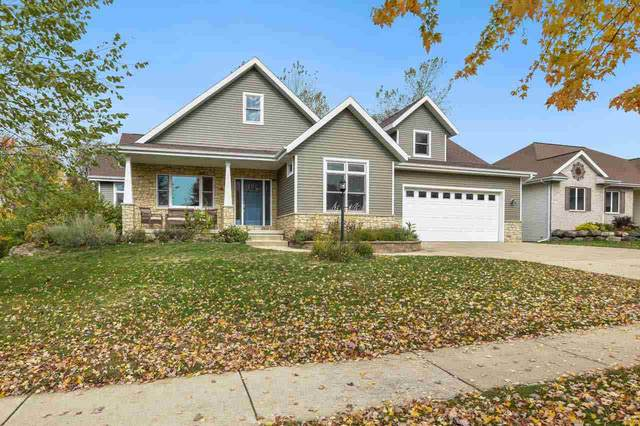 702 Weald Bridge Rd, Cottage Grove, WI 53527 (#1895867) :: Nicole Charles & Associates, Inc.