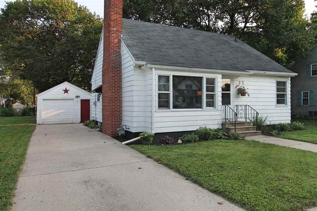 1409 Barham Ave, Janesville, WI 53548 (#1895930) :: HomeTeam4u