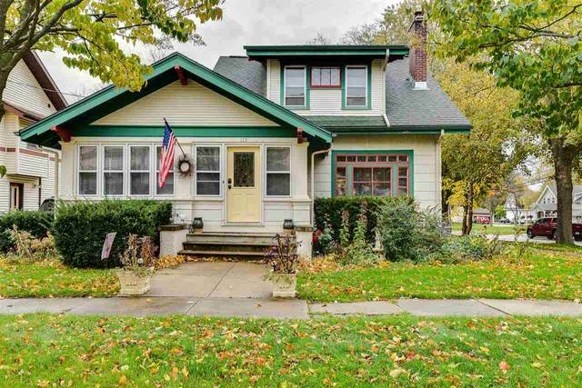 153 S Lewis St, Columbus, WI 53925 (#1896175) :: HomeTeam4u