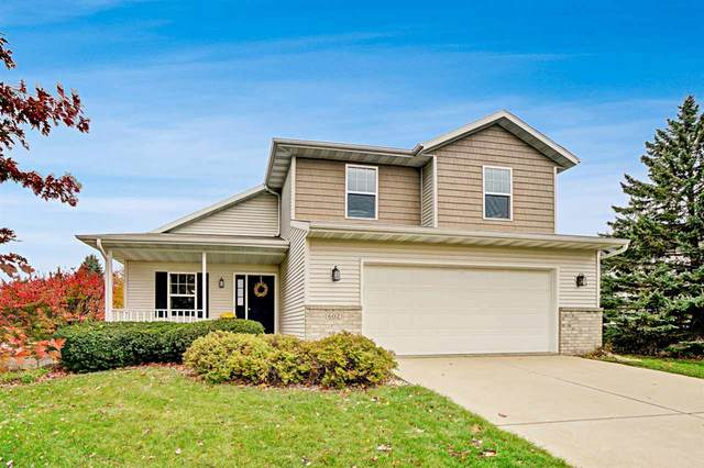 602 Southbound Dr, Deforest, WI 53532 (#1896330) :: Nicole Charles & Associates, Inc.