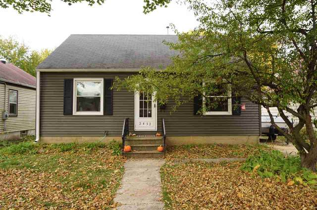 2432 Hoard St, Madison, WI 53704 (#1896392) :: HomeTeam4u