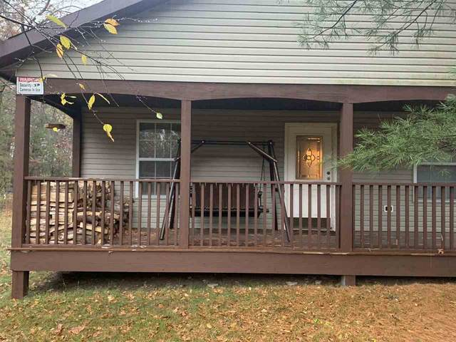 2838 W 3rd Dr, New Chester, WI 53952 (#1896719) :: Nicole Charles & Associates, Inc.