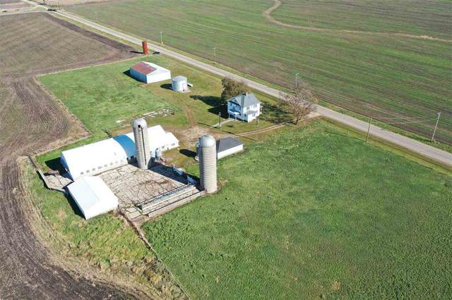 W2511 County Road Ff, Sylvester, WI 53566 (#1897014) :: Nicole Charles & Associates, Inc.