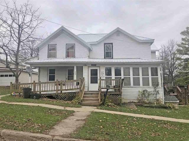 331 Ohio St, Darlington, WI 53530 (#1897040) :: HomeTeam4u