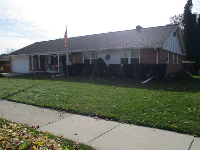 405 Prospect Ave, Beaver Dam, WI 53916 (#1897160) :: Nicole Charles & Associates, Inc.
