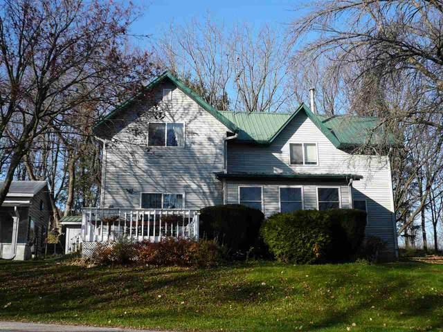 233 Fair Oak Rd, Deerfield, WI 53531 (#1897544) :: Nicole Charles & Associates, Inc.