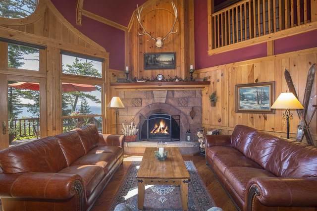 89405 Jack Pine Rd, Bell, WI 54827 (#1897638) :: Nicole Charles & Associates, Inc.