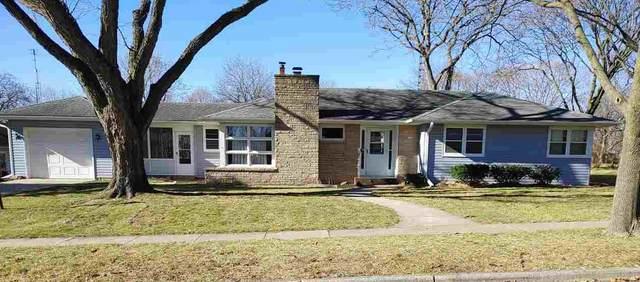 129 S Braun Ave, Jefferson, WI 53549 (#1897924) :: Nicole Charles & Associates, Inc.
