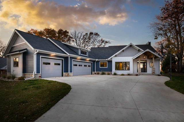 1966 Quam Point Rd, Dunn, WI 53589 (#1898054) :: Nicole Charles & Associates, Inc.