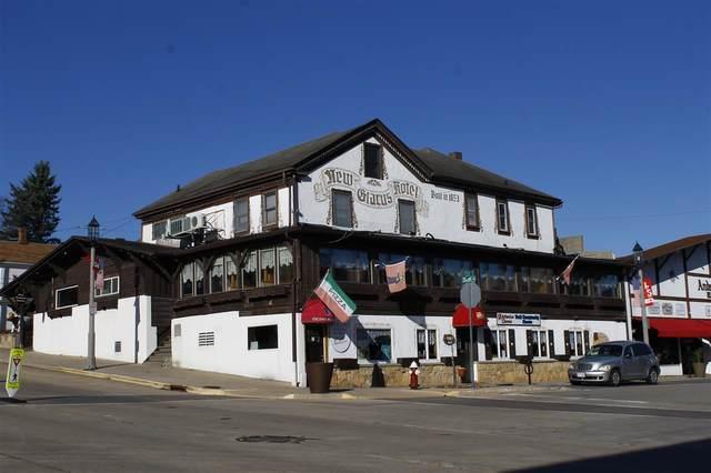 100 6th Ave, New Glarus, WI 53574 (#1898253) :: Nicole Charles & Associates, Inc.