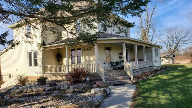 3765 County Road P, New Haven, WI 53952 (#1898354) :: Nicole Charles & Associates, Inc.