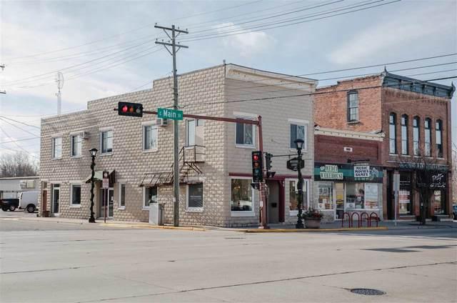 46 E Main St, Reedsburg, WI 53959 (#1899086) :: Nicole Charles & Associates, Inc.