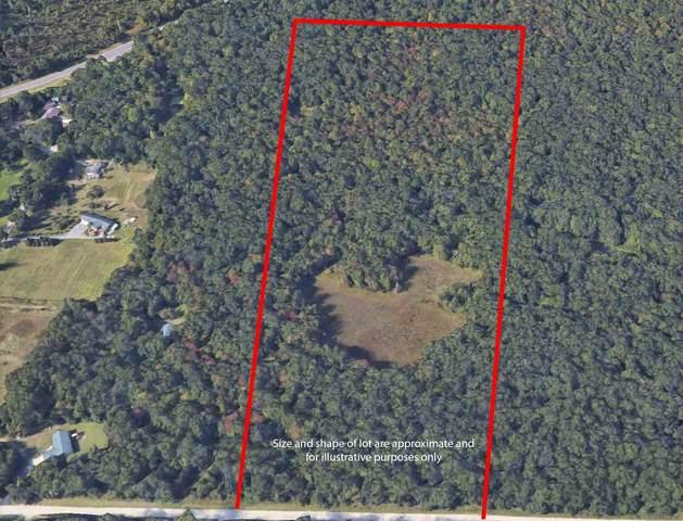 8.74 Acres Trout Rd, Delton, WI 53965 (#1899092) :: Nicole Charles & Associates, Inc.