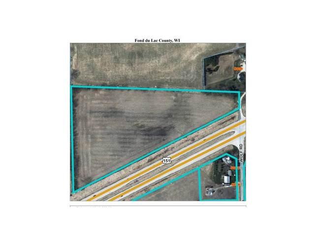 Hwy 151 & Wolf Rd, Oakfield, WI 53065 (#1899108) :: HomeTeam4u