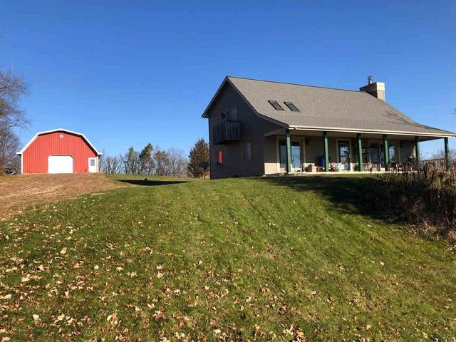 944 County Road H, Perry, WI 53572 (#1899422) :: Nicole Charles & Associates, Inc.