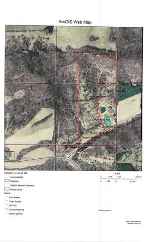 24+/- Acres Hickory Glen Road, Willow, WI 53937 (#1899477) :: Nicole Charles & Associates, Inc.