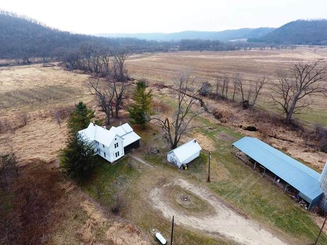 45845 County Road C, Soldiers Grove, WI 54655 (#1899673) :: Nicole Charles & Associates, Inc.