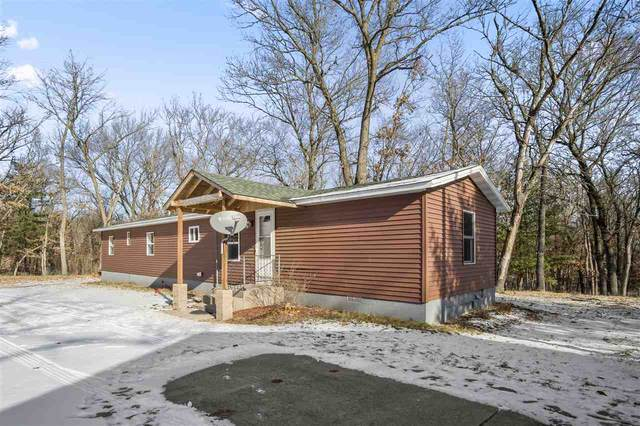 N1596 County Road N, Lyndon, WI 53944 (#1899779) :: Nicole Charles & Associates, Inc.