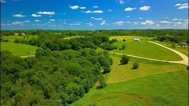5.7 ac Mississippi Ridge Ln, Seneca, WI 54654 (#1899979) :: HomeTeam4u