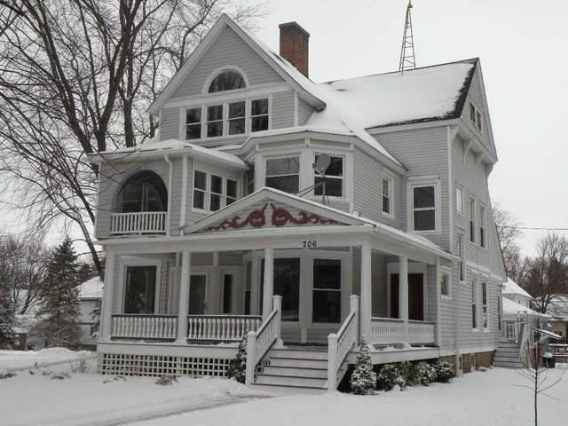 206 Hall St, Ripon, WI 54971 (#1899985) :: Nicole Charles & Associates, Inc.