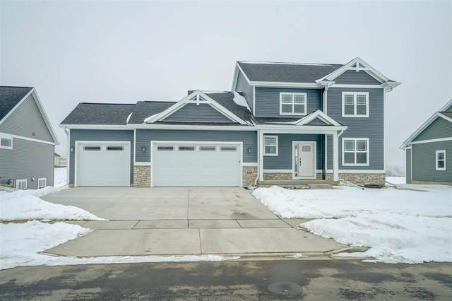408 Molly Ln, Cottage Grove, WI 53527 (#1900155) :: Nicole Charles & Associates, Inc.