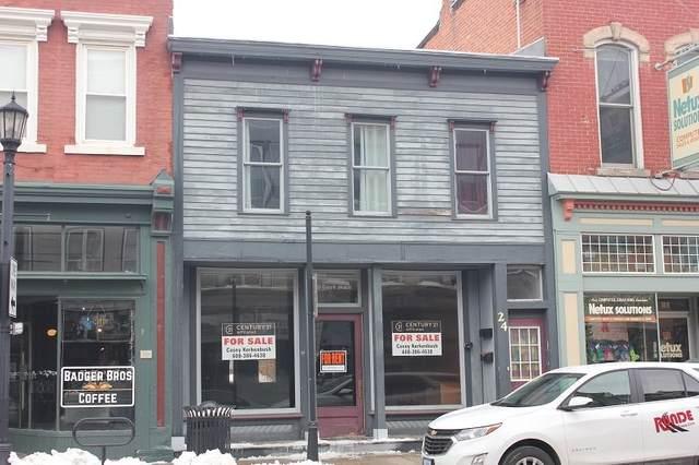 20 E Main St, Platteville, WI 53818 (#1900225) :: Nicole Charles & Associates, Inc.