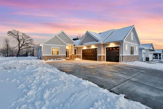 832 Damascus Tr, Cottage Grove, WI 53527 (#1900248) :: Nicole Charles & Associates, Inc.