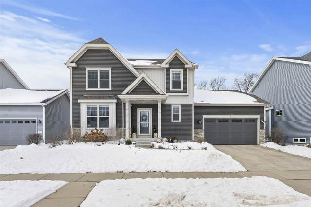 420 Sugar Maple Ln, Madison, WI 53593 (#1900430) :: HomeTeam4u