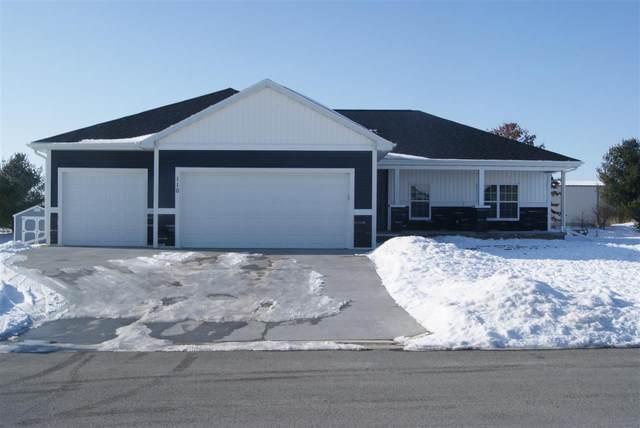 110 Clover Ln, Footville, WI 53548 (#1900481) :: Nicole Charles & Associates, Inc.