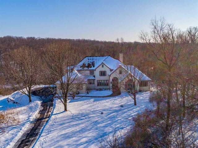 7784 Noll Valley Rd, Middleton, WI 53593 (#1900523) :: Nicole Charles & Associates, Inc.