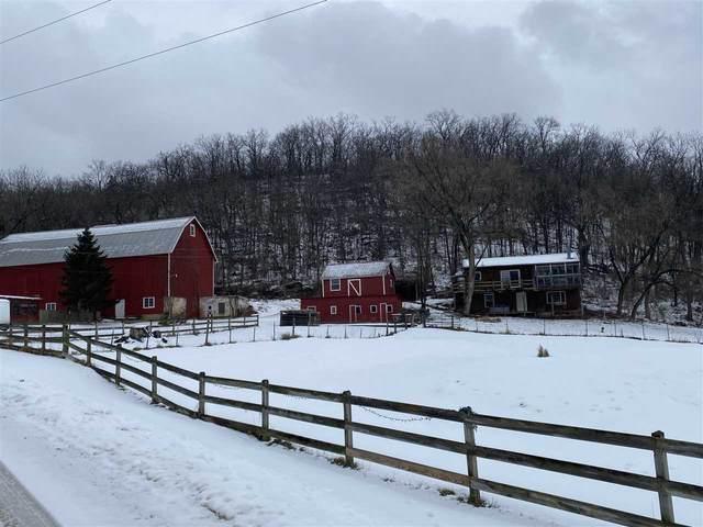 5284 County Road K, Brigham, WI 53517 (#1900713) :: Nicole Charles & Associates, Inc.