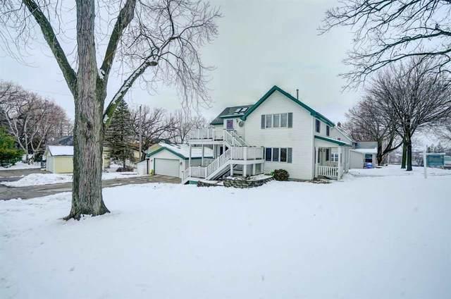 7 N High St, Deerfield, WI 53531 (#1900726) :: Nicole Charles & Associates, Inc.