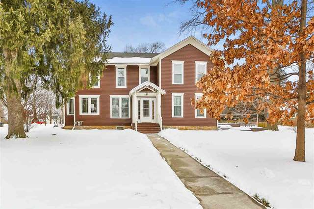 501 W South St, Stoughton, WI 53589 (#1900822) :: HomeTeam4u