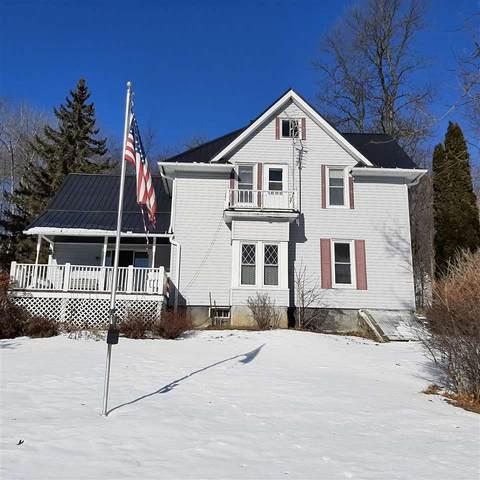 S1205 County Road Y, Woodland, WI 53968 (#1901074) :: Nicole Charles & Associates, Inc.