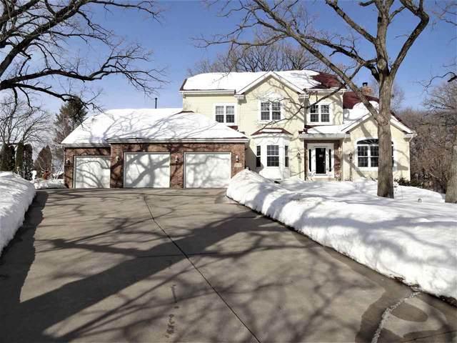 305 Fox Cir, Cottage Grove, WI 53527 (#1902493) :: HomeTeam4u