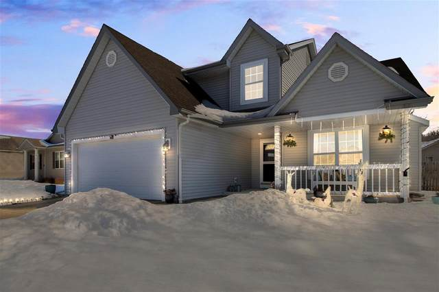 137 Michelle Dr, Johnson Creek, WI 53038 (#1902902) :: HomeTeam4u