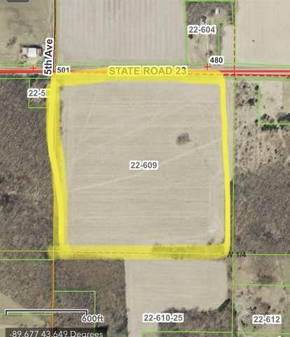 38.71 acres Hwy 23, New Haven, WI 53965 (#1902959) :: HomeTeam4u