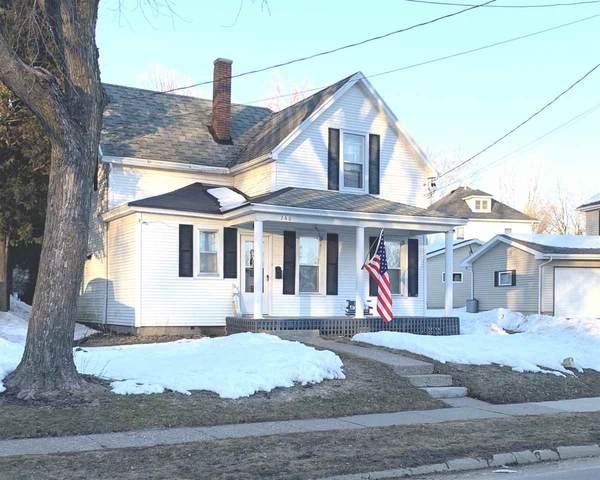 260 E Dewey St, Platteville, WI 53828 (#1903109) :: HomeTeam4u