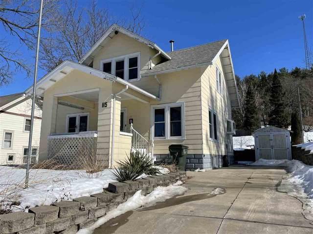 115 Oak St., Loganville, WI 53943 (#1903158) :: HomeTeam4u