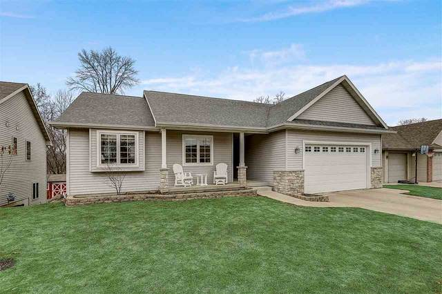 316 Skyland Way, Deerfield, WI 53531 (#1903823) :: HomeTeam4u