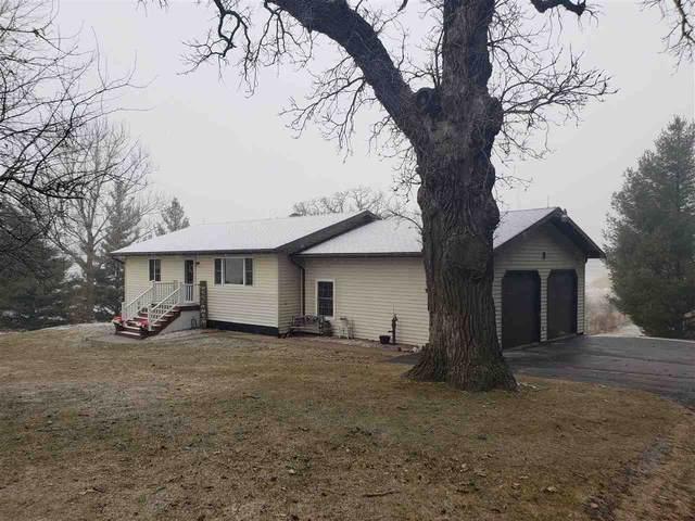 16000 County Road K, Darlington, WI 53530 (#1904173) :: HomeTeam4u