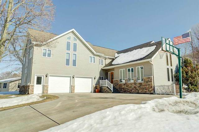 1735 Honey Creek Dr, Plain, WI 53577 (#1904245) :: HomeTeam4u