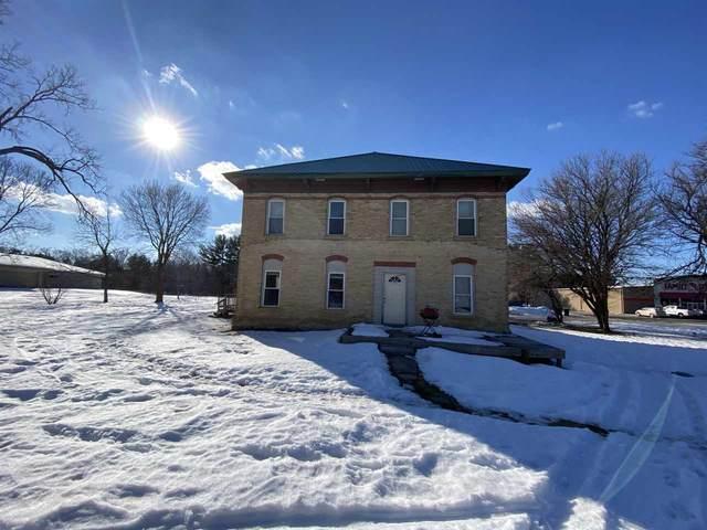 1105 N Wisconsin Ave, Muscoda, WI 53581 (#1904361) :: Nicole Charles & Associates, Inc.